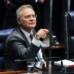 Renan Calheiros (Foto: Edilson Rodrigues/Agência Senado)