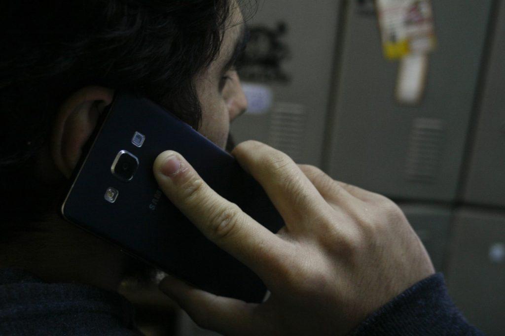 Em relação a outubro as reclamações contra as telefônicas decresceram 2,18%. (Foto: Betina Carcuchinski/PMPA)