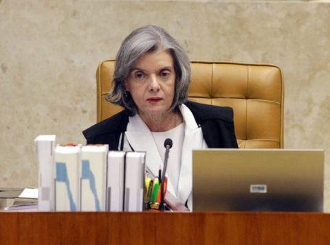 Ministra Cármen Lúcia, presidente do STF, insinuou que remeterá os processos da Lava-Jato a um dos atuais integrantes da corte.  (Foto: Nelson Jr./STF)