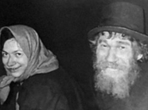 A família Lykv levava uma vida bastante primitiva e repleta de privações. (Foto: Reprodução)