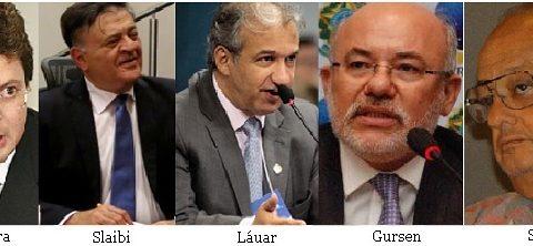 Juízes, em disputa por comando de entidade, trocam farpas. (Foto: Reprodução)