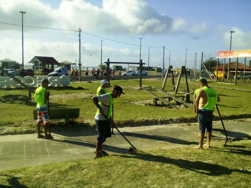 Ao menos 15 detentos já participam da iniciativa. (Foto: Divulgação / Susepe)