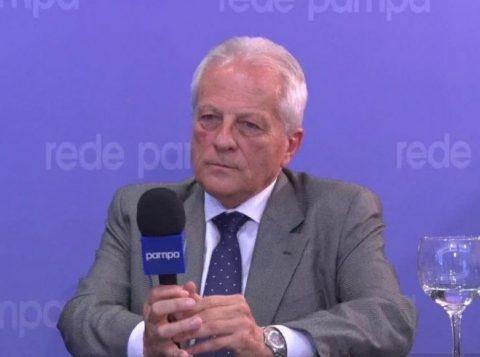Vice-governador José Paulo Cairoli acredita que 2017 será melhor do que o ano que passou, apesar das dificuldades (Foto: Reprodução)