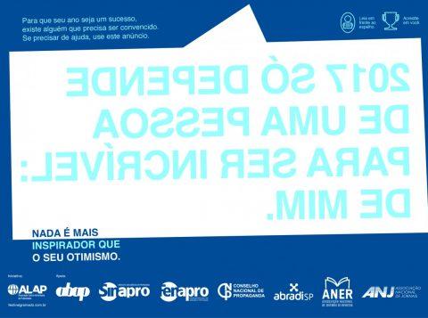 SPR é convidada pela Associação Latino-Americana de Propaganda para criar campanha que renova o olhar do empresário brasileiro sobre o cenário econômico. Crédito: SPR