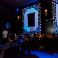 Casa cheia: os espaços do 300 Cosmo Dining Room receberam bom público. (Foto: Pedro Antonio Heinrich/especial)