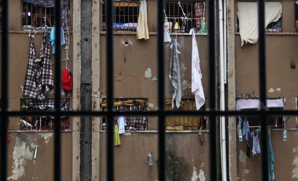 Sistema carcerário do RS tem déficit de 11 mil vagas. (Foto: Banco de Dados/ O Sul)