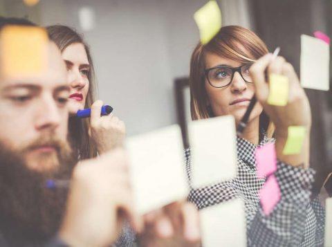É  possível exercitar a criatividade em diversos ambientes profissionais, mesmo que timidamente (foto: reprodução)