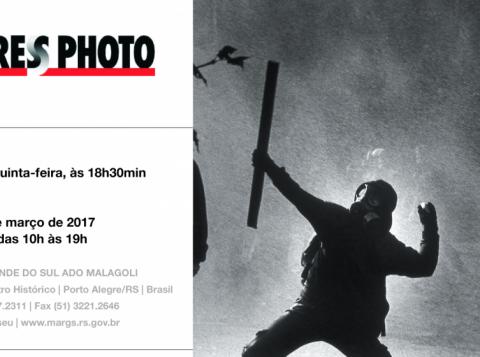 CZECH PRESS PHOTO. Abertura: 19 de janeiro de 2017. Visitação: De 20 de janeiro a 12 de março de 2017. Local: Salas Negras do MARGS. Entrada Franca.