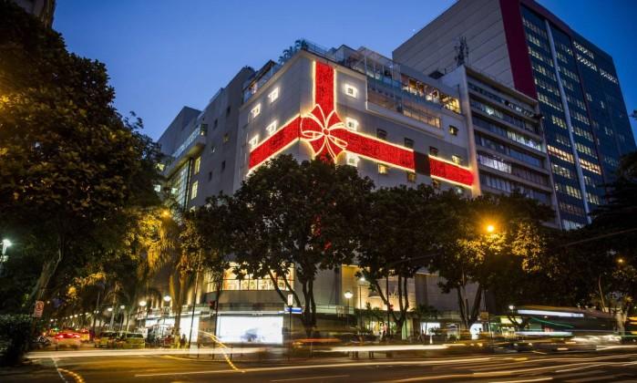 64284d39b40 Joalheria de shopping na Zona Sul do Rio de Janeiro é alvo de segundo  ataque em menos de uma semana