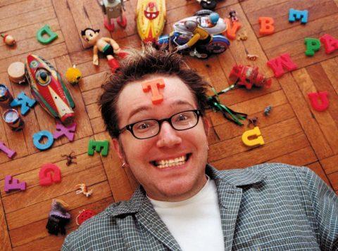 Escritor americano Tony DiTerlizzi  (foto: reprodução)