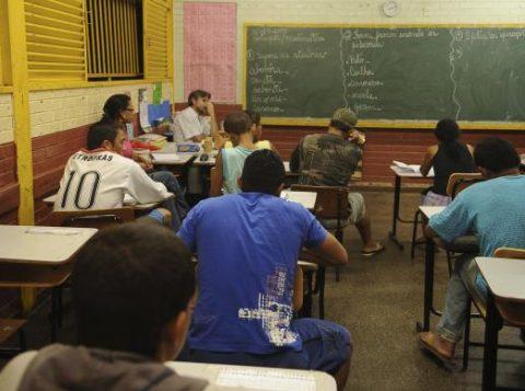 O RS é o Estado que mais retrocedeu nos indicadores de qualidade no fim do ensino médio (Foto: Agência Brasil)