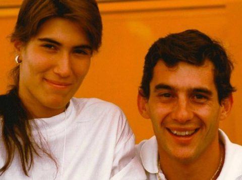Casal namorou entre 1985 e 1988 (foto: reprodução)