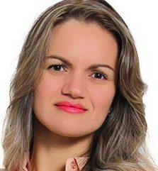 Vereadora Fernanda Garcia. (Foto: Câmara de Vereadores de Guaíba)