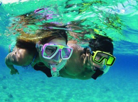 Paraíso: as Ilhas Virgens dos EUA oferecem um bônus aos visitantes. (Foto: Divulgação)