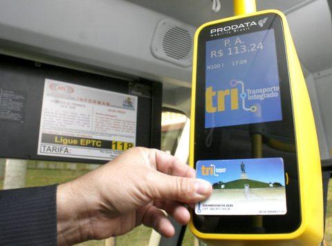 Usuários poderão comprar créditos do cartão Tri pela Internet. (Foto: Samuel Maciel/PMPA)