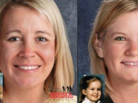 As irmãs Kimberlly e Kelly Yates desapareceram há mais de 30 anos. (Foto: Reprodução)