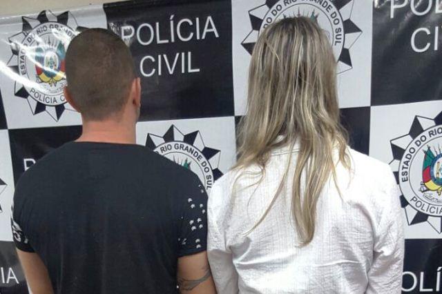 Três toneladas de mercadorias foram recolhidas durante a ação (Foto: Polícia Civil/Divulgação)
