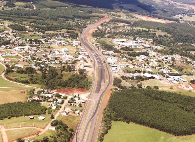 Município gaúcho do Vale do Rio Pardo tem menos de 4 mil habitantes. (Foto: Reprodução)