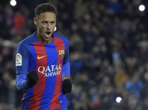 O atacante do Barcelona e da Seleção Brasileira é avaliado em 246,8 milhões de euros. (Crédito: Reprodução)