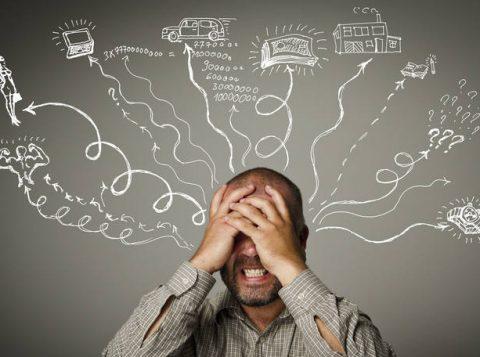 Situações  do mundo moderno levam algumas pessoas a um estado de estresse crônico que pode refletir na saúde (foto: reprodução).