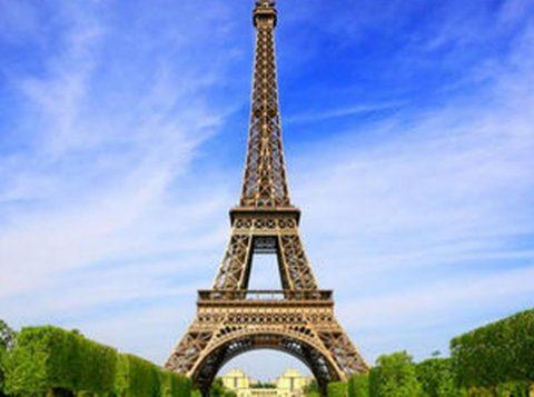 Torre Eiffel, ponto turístico de Paris. (Foto: Divulgação)