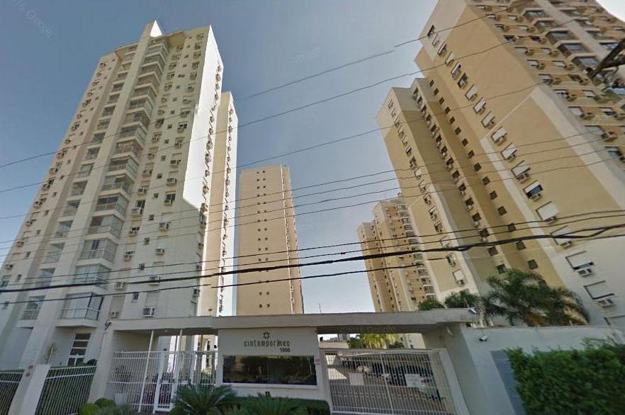 Tragédia ocorreu em prédio no bairro Passo D'Areia, na Zona Norte. (Foto: Reprodução)