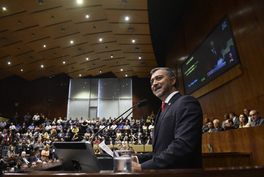 Deputado possui uma trajetória marcada pelas lutas dos movimentos populares. (Foto: Marcelo Bertani/ALRS)