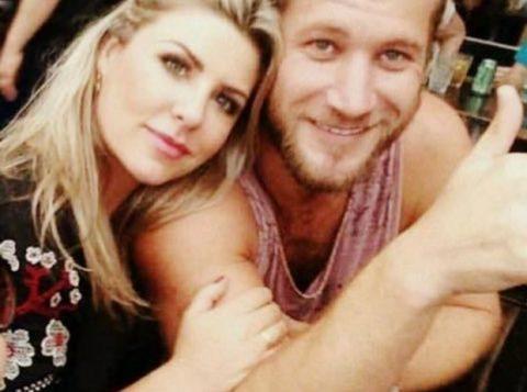 O ex-casal Íris Stefanelli e Diego Alemão se reencontrou 10 anos depois do BBB 7. (Foto: Reprodução/Instagram)