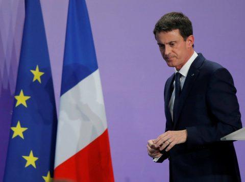 O ex-chefe de governo francês aspira ser o candidato socialista para as presidenciais de abril e maio. (Foto: Reprodução)