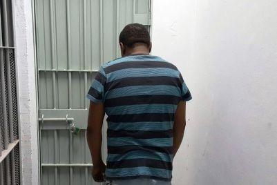 Homem já tinha antecedentes criminais (Foto: Polícia Civil/Divulgação)