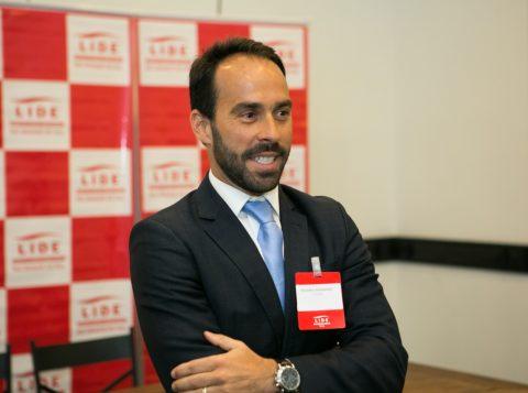 Eduardo Fernandez é o presidente do LIDE no RS.