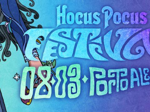 Festival Hocus Pocus (Crédito: Divulgação)