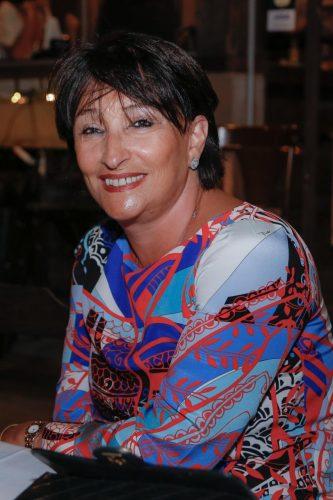Valesca Tonet Camargo: merecendo todas as atenções neste final de semana na orla. Foto Arquivo/O Sul