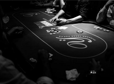 A noite de apostas através da lente de Pedro Antonio Heinrich. (Foto: Pedro Antonio Heinrich/especial)