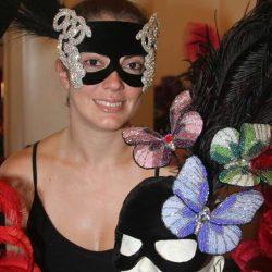 As borboletas são tendência no Baile do Belmont Copacabana Palace deste ano. (Foto: Reprodução)