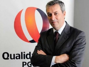 Luiz Pierry é o coordenador executivo do PGQP. Foto: divulgação