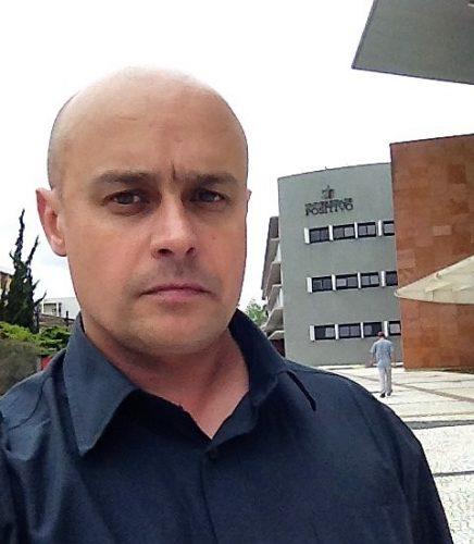 Professor Sandro Prass (Foto: Divulgação)