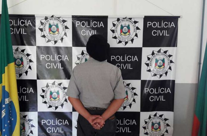 Suspeito atuava, principalmente, nos municípios de Bagé e Dom Pedrito. (Foto: Polícia Civil/Divulgação)