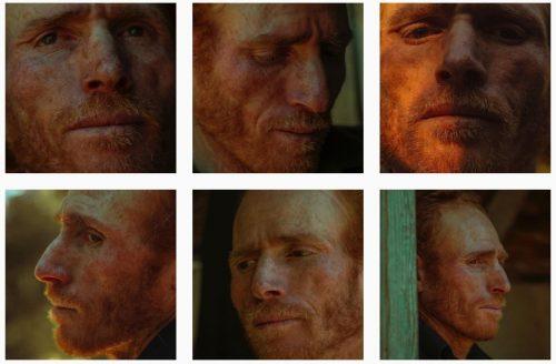 """O Van Gogh """"reencarnado"""" vive da arte da jardinagem (foto: reprodução/Instagram)"""