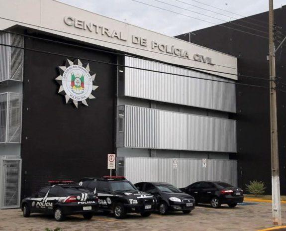 Criminosos estavam no local devido à falta de vagas no sistema prisional (Foto: Polícia Civil/Divulgação)