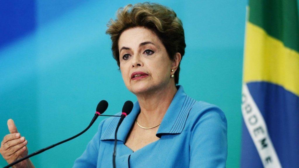 A ex-presidente Dilma não é alvo de nenhum processo da Lava Jato. Será ouvida como testemunha. (Foto: Reprodução)