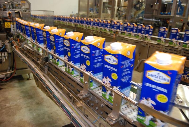 Cooperativa de laticínios tem pelo menos 320 produtos. (Foto: Reprodução)