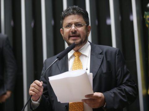 Ramalho afirmou que não estava exigindo cargo em troca de apoio no Congresso. (Foto: Ananda Pimentel/Câmara dos Deputados)