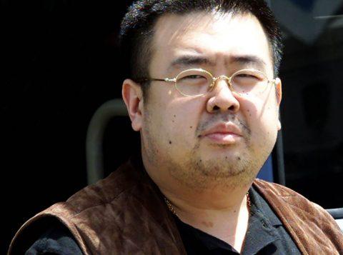 Kim Jong-un, morreu em 13 de fevereiro, depois de ser atacado no aeroporto de Kuala Lumpur, na Malásia, com gás VX, uma arma química de destruição em massa. (Foto: Reprodução)