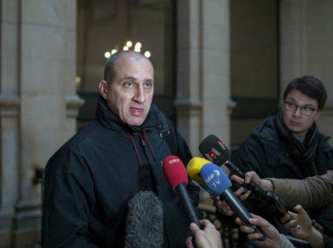 Tomic (foto) foi detido em 2011. Sem hesitar muito, confessou o roubo do museu, mas nunca forneceu os nomes das pessoas que o encomendaram. (Foto: Reprodução)