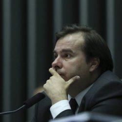 Presidente da Câmara dos Deputados, Rodrigo Maia (Foto: Divulgação)