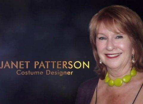 Gafe no Oscar mostrou foto da produtora Jan Chapman no lugar da imagem da figurinista Janet Patterson. (Foto: Reprodução)