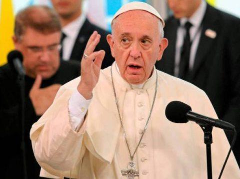 Papa Francisco  (Foto: Reprodução)