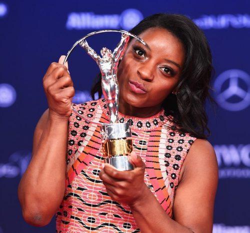 Simone Biles, a atleta queridinha da Olimpíada do Rio. (Foto: Reprodução)