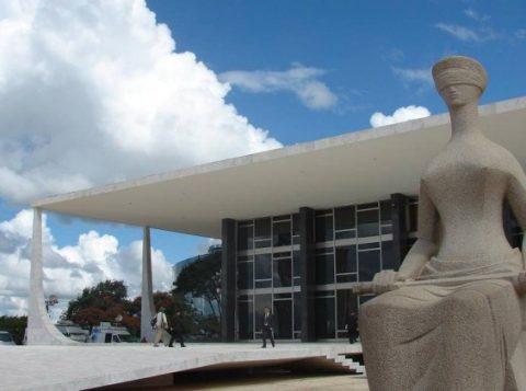 Prédio do STF, em Brasília. (STF/Divulgação)